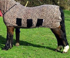 Snuggy Jams Rug - Leopard