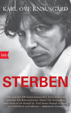 Sterben; Karl Ove Knausgaard; Buchcover; live4happiness2day; bloggingforinspiration