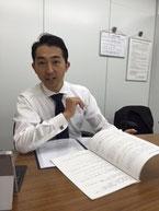 葬儀司会 研修中 奥山茂