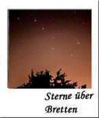 Sterne über Bretten