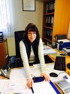 Sabine Klingler, Leitung Buchhaltung