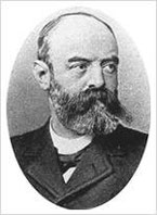 Der Firmengründer Johannes Dürrstein, 1845 - 1901