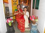 インド料理専門店 ヒマラヤン サヌーさんと雪