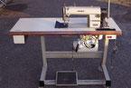 工業用本縫いミシン中古、DDL-5570、サーボモーター新品在庫あります。
