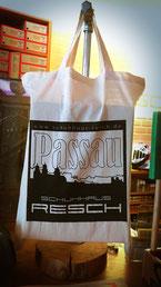 Baumwolltasche Schuhhaus Resch Passau