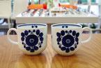 白山陶器BLOOMマグカップ写真