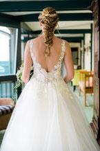 Brautstyling mannheim Hochzeitsstyling Styling Schminken lassen Rhein Neckar Nicole Maria