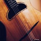 guitare groupe de jazz manouche