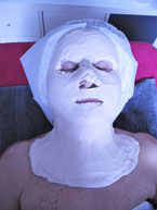 Le Masque Modelant Maria Galland
