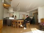 自邸にて撮影 2010.12.25