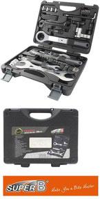 SUPER-B Werkzeugkoffer TBA 2000