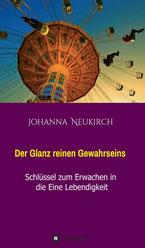 """Spirituelle Texte gestalten das Buch """"Der Glanz reinen Gewahrseins"""""""