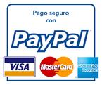 Tarot por paypal, visa, mastercard. american express