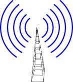 symbole antenne relais