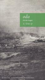 Cover Oda - Text von Autorin Dorothee Leipoldt