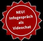 Videochat Infogespräch zu Flugangst