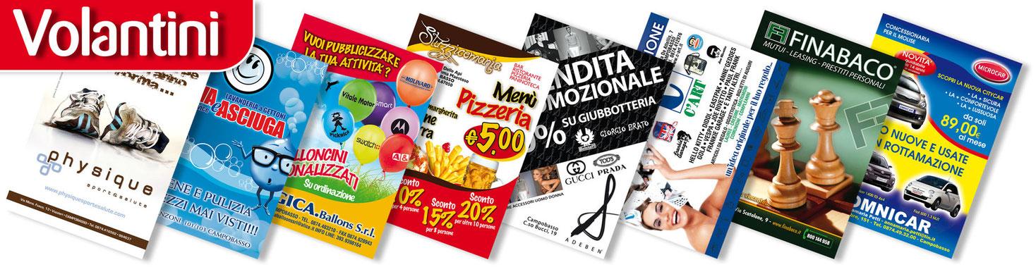 Distribuzione Volantini Brescia