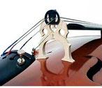 Sourdine BECH Magnétique violoncelle