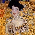 《アデーレ・ブロッホ=バウアーの肖像 I 》