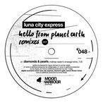 Diamonds & Pearls (Mathias Kaden's Smaragd Remix) Luna City Express 2010, Moon Harbour Recordings