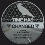 The Way I like it (Running Forward Remix) Acumen, Sabb 2016, Time Has Changed Records