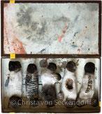 Christa von Seckendorff: Paradiesische Affäre 4, 2008