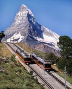 スイス、マッターホルン