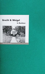 Edition A. B. Fischer, Brecht & Weigel in Buckow