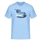 """968 '91"", light blue"