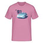 """""""968 '91"""", pixel pink"""