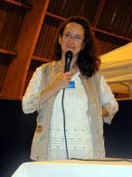 Bernadette Fugier - Conférence Salon Montgeron 2015
