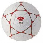 Ballons de football extérieur et indoor, ballon caoutchouc cellulaire, ballon terrain stabilisé