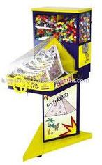 distributore con gioco PIRAMIDE