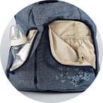 Elternfach Wickeltasche
