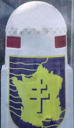 La Borne du serment de Koufra érigée en 2012