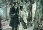 "А.С. Пушкин ""Евгенй Онегин"". (Великобритания)"