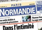 """Paris Normandie """"Clic pour ouvrir le lien avec l'article"""""""