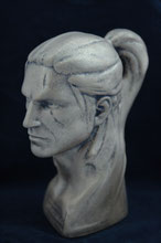 Special Edition bust from the game The Witcher 2