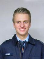 Jugendwart Lucas Erner