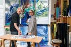 3. und 4. Generation: Fritz & Aline Dold