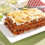 Lasagne & Pizza