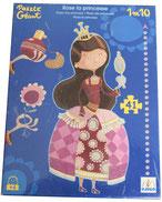 Géant Rose la princesse - Djeco