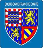 nouveau Blason Bourgogne Franche Comté