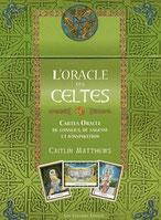 L'oracle des celtes, Pierres de Lumière, tarots, lithothérpie, bien-être, ésotérisme
