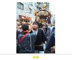 seaさん:鐵砲洲稲荷神社大祭