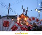千囃連さん:成田市本三里塚祇園祭