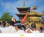 千囃連さん:成田山新勝寺 祇園会