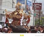 midori Uさん:牛嶋神社大祭