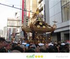 千囃連さん:新宿 花園神社大祭