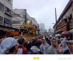 まさヤンさん:波除稲荷神社祭礼